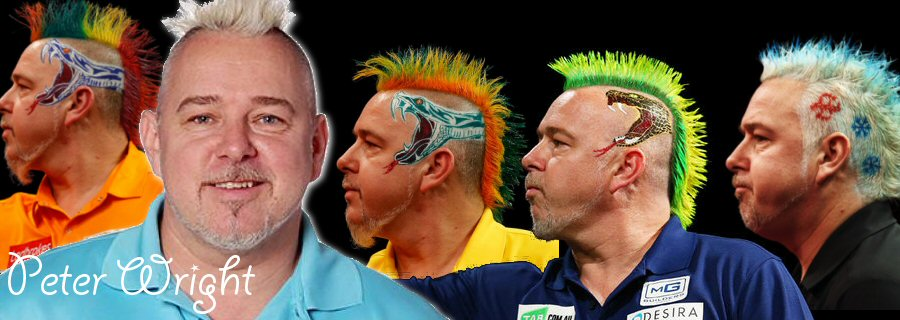 Peter Wright - Hair