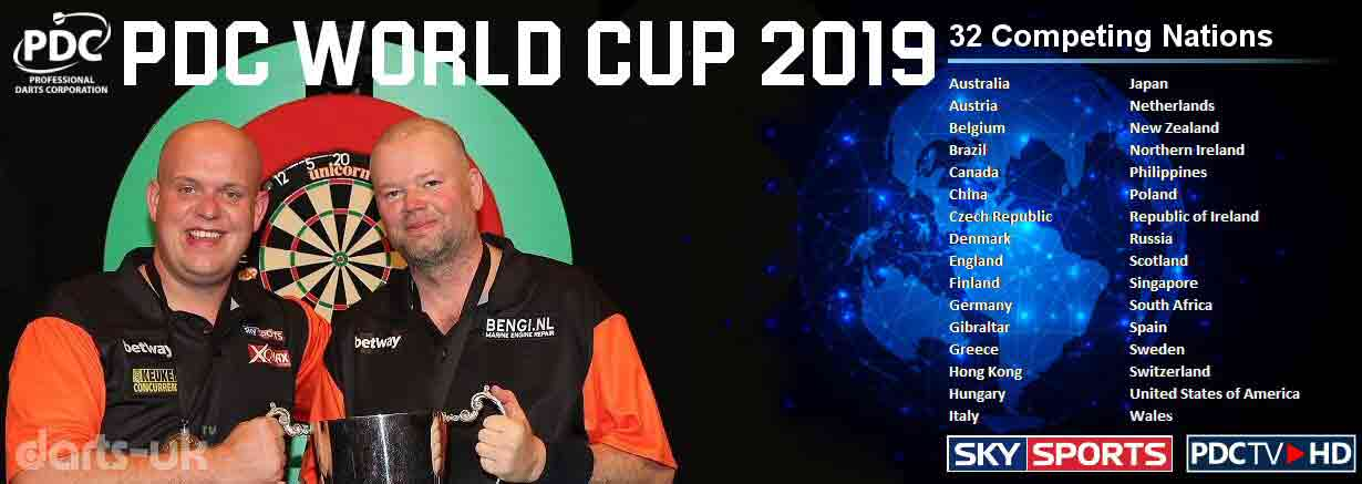 2019 PDC World Cup of Darts